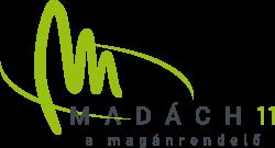 Madách 11 rendelő logó